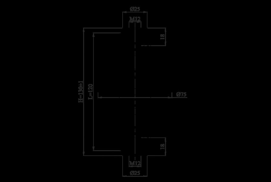 Изоляторы опорные полимерные на напряжение 10 кВ типа ОСК 3-10-2