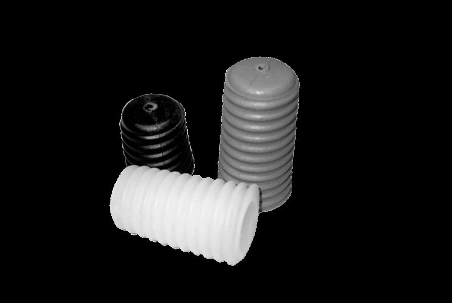 Колпачки типа К для штыревых изоляторов