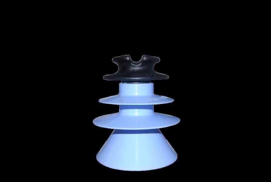 Изоляторы линейные штыревые полимерные типа ЛШП