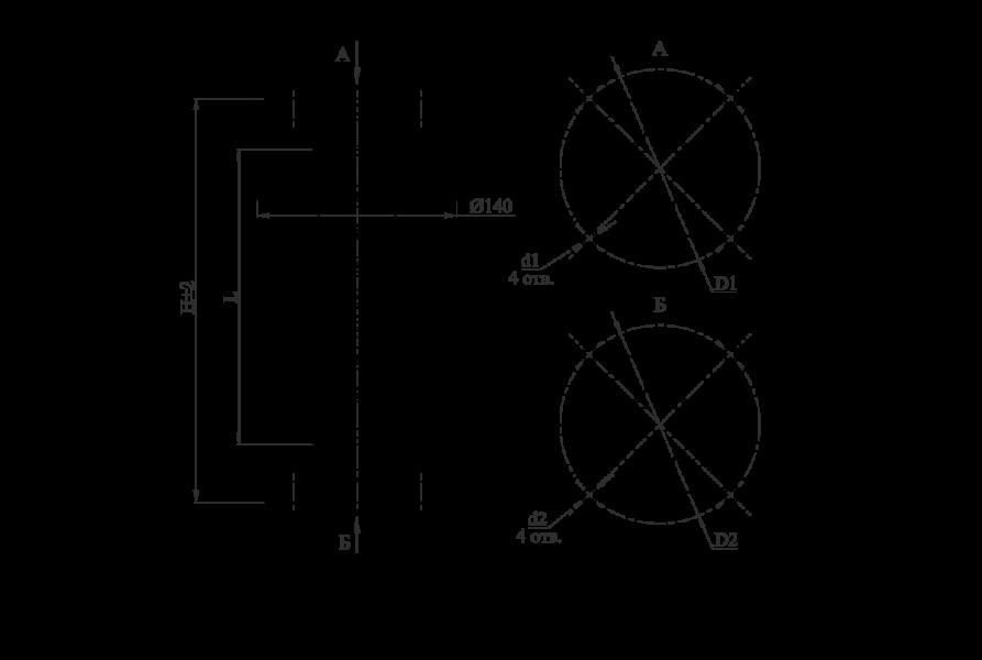 Изоляторы опорные полимерные типа ОСК 20-10-А(Б,В)-4 на напряжение 10 кВ