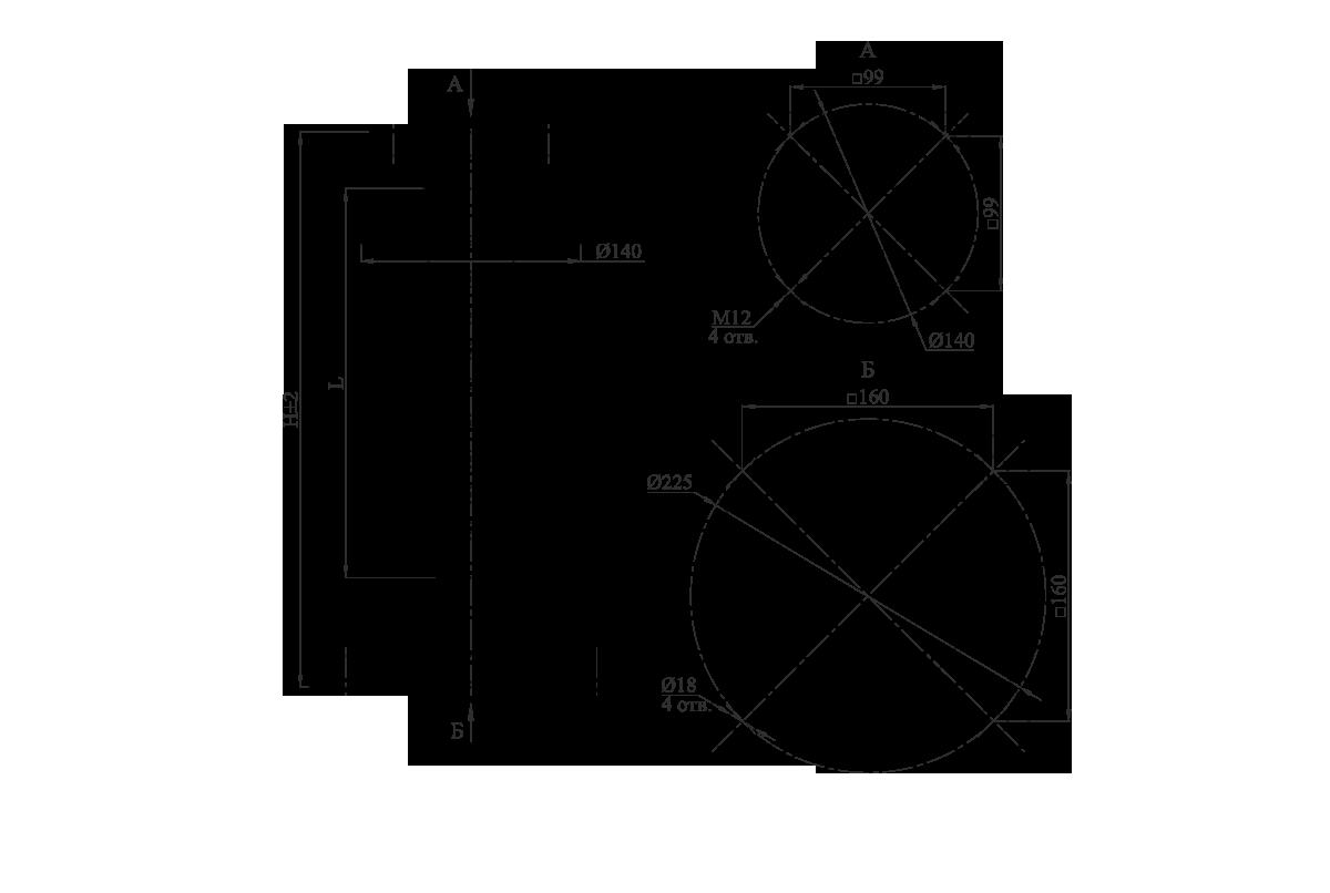 Полимерные опорные изоляторы на 20 кв