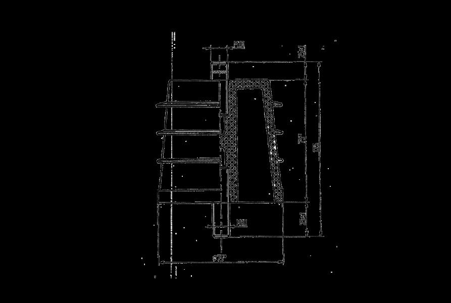 Изолятор опорный ребристый  2820 П