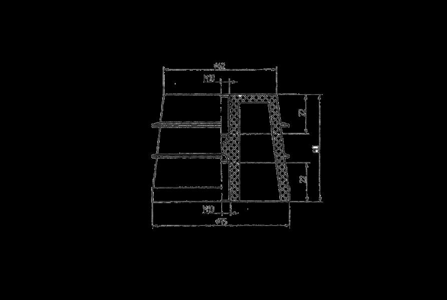 Изолятор опорный ребристый ИОРП-1-2,5 УЗ