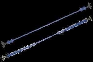 Распорки межфазные изолирующие типа РМИД на напряжение 10 - 220 кВ